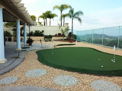 backyard golf